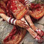 Фото Свадебное мехенди (рисунки хной) - 22052017 - пример - 025 Wedding mehendi