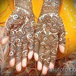 Фото Свадебное мехенди (рисунки хной) - 22052017 - пример - 028 Wedding mehendi