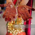 Фото Свадебное мехенди (рисунки хной) - 22052017 - пример - 029 Wedding mehendi