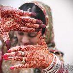 Фото Свадебное мехенди (рисунки хной) - 22052017 - пример - 031 Wedding mehendi