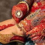 Фото Свадебное мехенди (рисунки хной) - 22052017 - пример - 032 Wedding mehendi