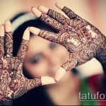 Фото Свадебное мехенди (рисунки хной) - 22052017 - пример - 034 Wedding mehendi