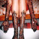 Фото Свадебное мехенди (рисунки хной) - 22052017 - пример - 036 Wedding mehendi
