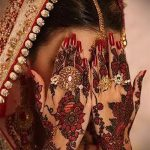 Фото Свадебное мехенди (рисунки хной) - 22052017 - пример - 038 Wedding mehendi