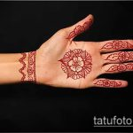 Фото Свадебное мехенди (рисунки хной) - 22052017 - пример - 040 Wedding mehendi