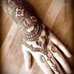 Фото Свадебное мехенди (рисунки хной) - 22052017 - пример - 041 Wedding mehendi