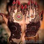 Фото Свадебное мехенди (рисунки хной) - 22052017 - пример - 042 Wedding mehendi