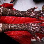 Фото Свадебное мехенди (рисунки хной) - 22052017 - пример - 044 Wedding mehendi