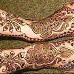 Фото Свадебное мехенди (рисунки хной) - 22052017 - пример - 046 Wedding mehendi