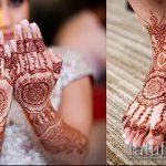 Фото Свадебное мехенди (рисунки хной) - 22052017 - пример - 048 Wedding mehendi