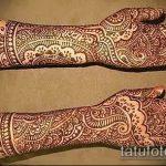 Фото Свадебное мехенди (рисунки хной) - 22052017 - пример - 050 Wedding mehendi