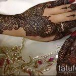 Фото Свадебное мехенди (рисунки хной) - 22052017 - пример - 051 Wedding mehendi