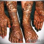 Фото Свадебное мехенди (рисунки хной) - 22052017 - пример - 054 Wedding mehendi