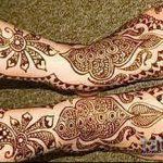 Фото Свадебное мехенди (рисунки хной) - 22052017 - пример - 055 Wedding mehendi