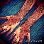 Фото Свадебное мехенди (рисунки хной) - 22052017 - пример - 059 Wedding mehendi
