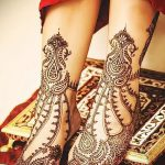 Фото Свадебное мехенди (рисунки хной) - 22052017 - пример - 060 Wedding mehendi