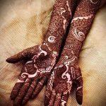 Фото Свадебное мехенди (рисунки хной) - 22052017 - пример - 062 Wedding mehendi