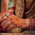 Фото Свадебное мехенди (рисунки хной) - 22052017 - пример - 064 Wedding mehendi