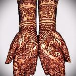 Фото Свадебное мехенди (рисунки хной) - 22052017 - пример - 065 Wedding mehendi