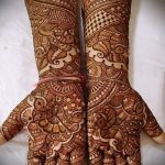 Фото Свадебное мехенди (рисунки хной) - 22052017 - пример - 068 Wedding mehendi