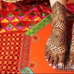 Фото Свадебное мехенди (рисунки хной) - 22052017 - пример - 069 Wedding mehendi