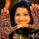 Фото Свадебное мехенди (рисунки хной) - 22052017 - пример - 070 Wedding mehendi