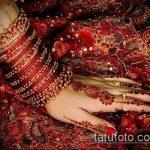 Фото Свадебное мехенди (рисунки хной) - 22052017 - пример - 072 Wedding mehendi