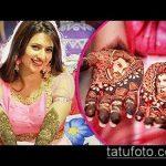Фото Свадебное мехенди (рисунки хной) - 22052017 - пример - 074 Wedding mehendi
