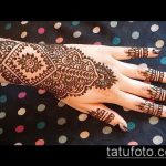Фото Свадебное мехенди (рисунки хной) - 22052017 - пример - 075 Wedding mehendi