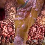 Фото Свадебное мехенди (рисунки хной) - 22052017 - пример - 076 Wedding mehendi