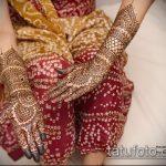 Фото Свадебное мехенди (рисунки хной) - 22052017 - пример - 078 Wedding mehendi