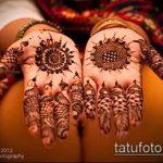 Фото Свадебное мехенди (рисунки хной) - 22052017 - пример - 079 Wedding mehendi