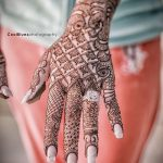 Фото Свадебное мехенди (рисунки хной) - 22052017 - пример - 081 Wedding mehendi