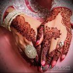 Фото Свадебное мехенди (рисунки хной) - 22052017 - пример - 086 Wedding mehendi