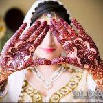 Фото Свадебное мехенди (рисунки хной) - 22052017 - пример - 087 Wedding mehendi