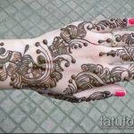 Фото Свадебное мехенди (рисунки хной) - 22052017 - пример - 089 Wedding mehendi