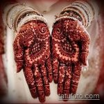 Фото Свадебное мехенди (рисунки хной) - 22052017 - пример - 095 Wedding mehendi
