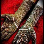 Фото Свадебное мехенди (рисунки хной) - 22052017 - пример - 097 Wedding mehendi