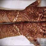 Фото Свадебное мехенди (рисунки хной) - 22052017 - пример - 100 Wedding mehendi