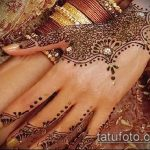 Фото Свадебное мехенди (рисунки хной) - 22052017 - пример - 102 Wedding mehendi
