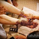 Фото Свадебное мехенди (рисунки хной) - 22052017 - пример - 103 Wedding mehendi