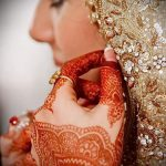 Фото Свадебное мехенди (рисунки хной) - 22052017 - пример - 104 Wedding mehendi.-Best-wishes-on-a-long-happy-marriage