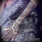 Фото Свадебное мехенди (рисунки хной) - 22052017 - пример - 105 Wedding mehendi
