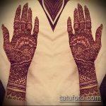 Фото Свадебное мехенди (рисунки хной) - 22052017 - пример - 106 Wedding mehendi