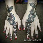 Фото Свадебное мехенди (рисунки хной) - 22052017 - пример - 107 Wedding mehendi