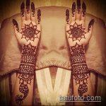 Фото Свадебное мехенди (рисунки хной) - 22052017 - пример - 108 Wedding mehendi