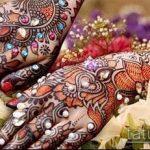 Фото Свадебное мехенди (рисунки хной) - 22052017 - пример - 109 Wedding mehendi