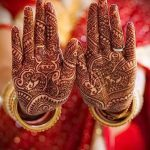 Фото Свадебное мехенди (рисунки хной) - 22052017 - пример - 113 Wedding mehendi