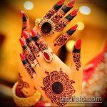 Фото Свадебное мехенди (рисунки хной) - 22052017 - пример - 114 Wedding mehendi