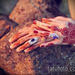 Фото Свадебное мехенди (рисунки хной) - 22052017 - пример - 115 Wedding mehendi